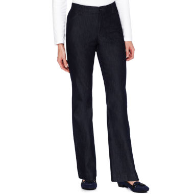 jcpenney.com | Lee® Plain-Front Straight-Leg Twill Pants