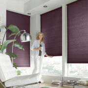 Custom Light-Filtering Cordless Cellular Shade