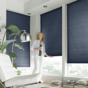 Custom Light-Filtering Cordless Cellular Shade - FREE SWATCH
