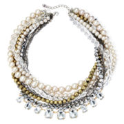 Messages from the Heart® by Sandra Magsamen® Two-Tone Torsade Necklace
