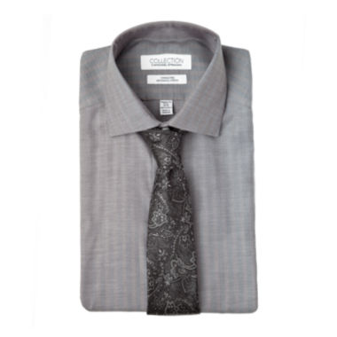 jcpenney.com | Collection by Michael Strahan Cotton Stretch Dress Shirt - Big & Tall
