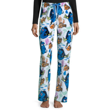 jcpenney.com | Disney Finding Dory Fleece Pajama Pants-Juniors