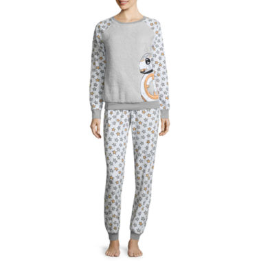 jcpenney.com | Star Wars Bb8 Fleece Pant Pajama Set-Juniors