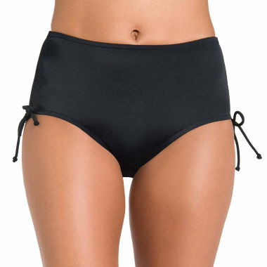 jcpenney.com | Jamaica Bay® Adjustable-Side Brief Swim Bottoms