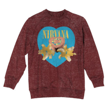 jcpenney.com | Novelty Season Long Sleeve Graphic T-Shirt