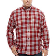 The Foundry Supply Co. Button-Front Shirt-Big and Tall