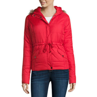 jcpenney.com | Arizona Puffer Jacket-Juniors
