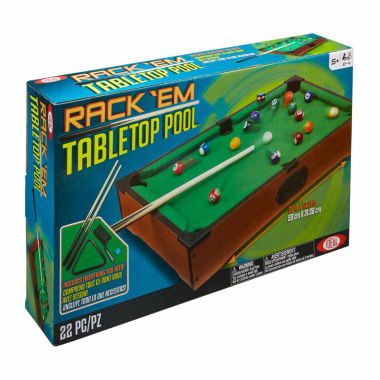 jcpenney.com | Ideal Rack Em Pool 19-pc. Table Game