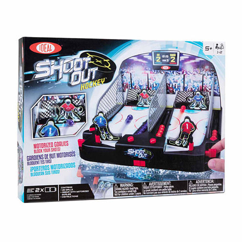 Ideal Motorized Shoot Out Hockey Table Game