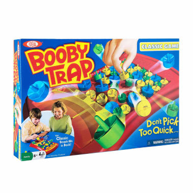 jcpenney.com | Ideal Booby Trap Classic Board Game