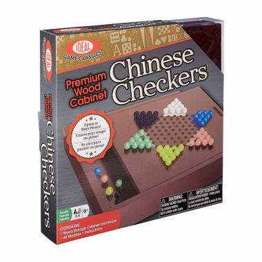 jcpenney.com | Ideal Premium Wood Chinese Checkers