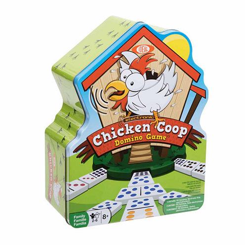 Ideal Elctronic Game Chicken Coop Dominoes