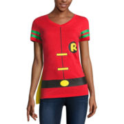 Robin Cape Tee - Juniors