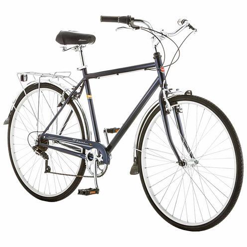 Schwinn Wayfarer 700c Mens Hybrid Retro City Bike