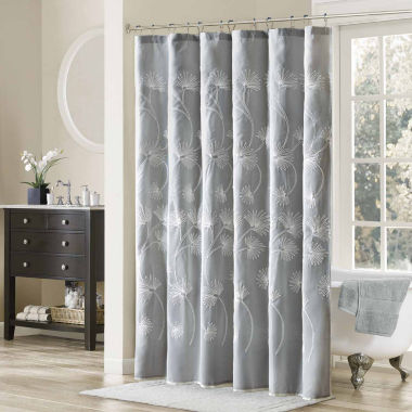 jcpenney.com | Madison Park Cora Embroidered  Shower Curtain