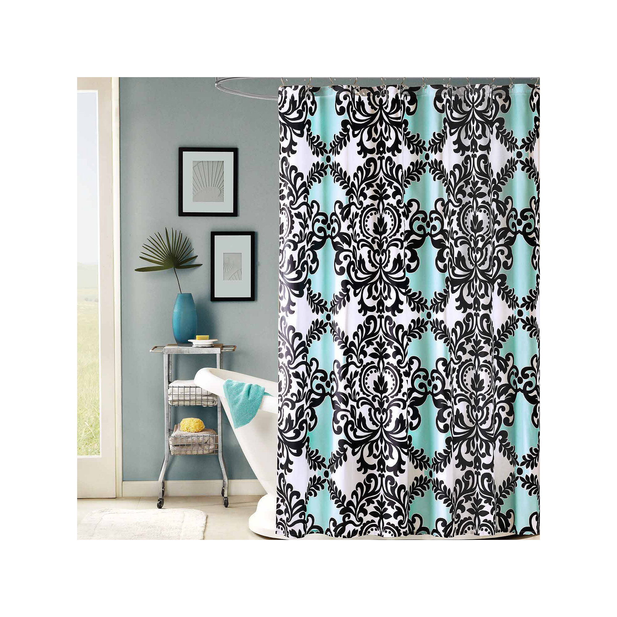 UPC 675716843311 Product Image For Intelligent Design Mia Shower Curtain