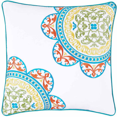 Queen Street Fiona Square Throw Pillow