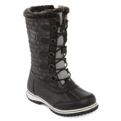 d4f23488300 Totes Womens Ember Waterproof Winter Boots Zip - JCPenney