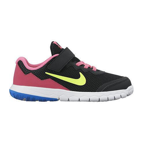 Nike® Flex Experience 4 Girls Running Shoes - Little Kids