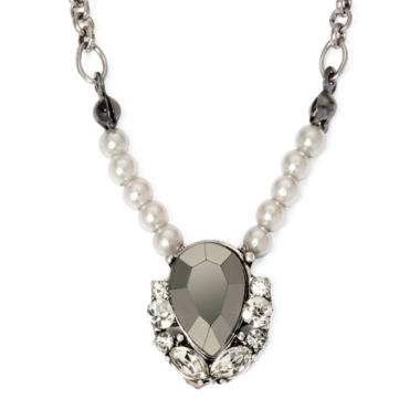 jcpenney.com | Messages from the Heart® by Sandra Magsamen® Silver-Tone Necklace