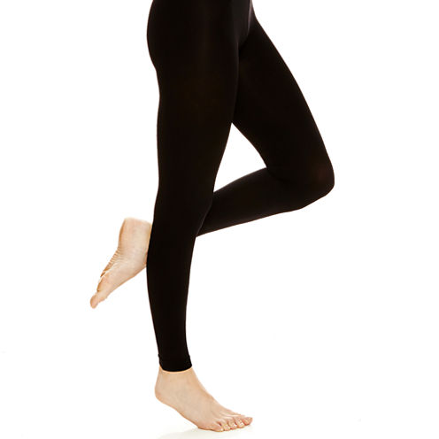 Gold Toe® Opaque Footless Fitness Tights
