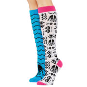 Star Wars® Womens 2-pk. Knee-High Socks