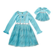 Dollie & Me Jewel Dress - Girls 7-12