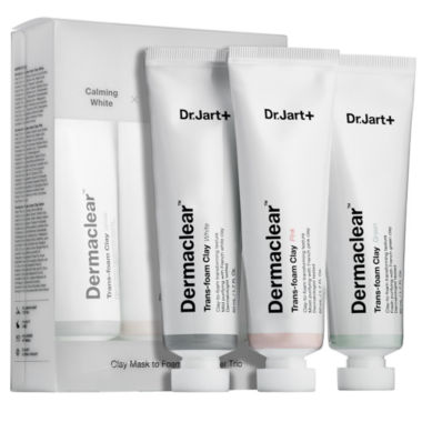 jcpenney.com | Dr. Jart+ Dermaclear™ Trans-Foam Clay Trio