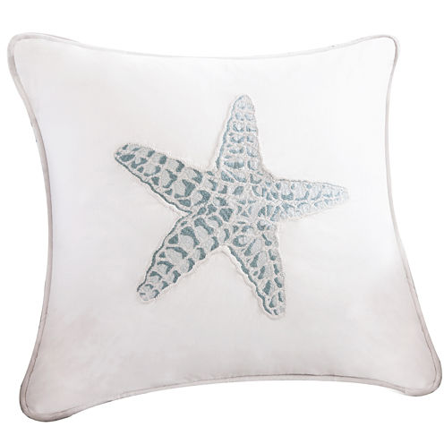 Harbor House Maya Bay Square Decorative Pillow