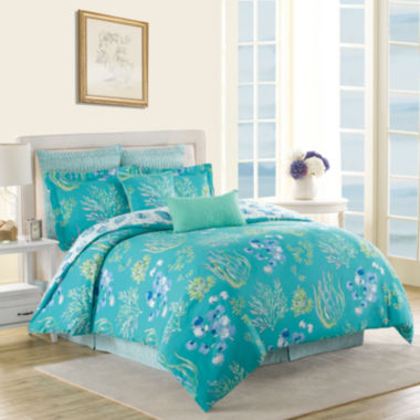 jcpenney.com | Soho Beachcomber 8-pc. Comforter Set