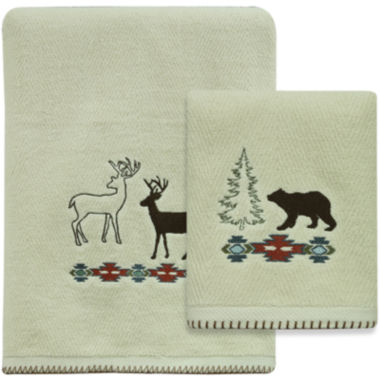 jcpenney.com | Bacova Echo Trail Bath Towels