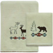 Bacova Echo Trail Bath Towels