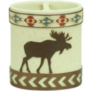 Bacova Echo Trail Toothbrush Holder
