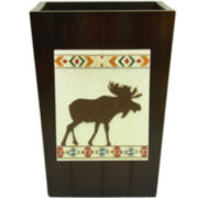 Bacova Echo Trail Wastebasket