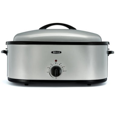 jcpenney.com | Bella™ 18-qt. Turkey Roaster