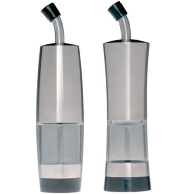 jcpenney.com | BergHOFF® Geminis 2-pc. Oil and Vinegar Dispenser Set