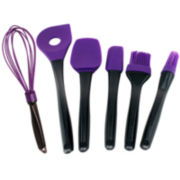 BergHOFF®Geminis 6-pc. Silicone Utensil Set