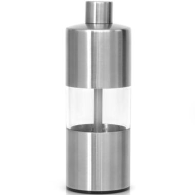 jcpenney.com | BergHOFF® Geminis Stainless Steel Pepper Grinder