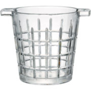 Artland Newport Glass 1.5-Gallon Ice Bucket