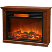 Rugby Electric Fireplace