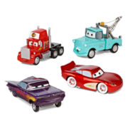 Disney Collection Cars Pullback Gift Set