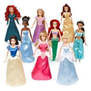 Disney Collection 9-pk. Princess Doll Set