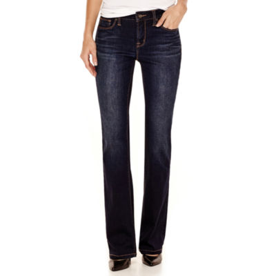 Stylus™ Stretch Bootcut Jeans - JCPenney