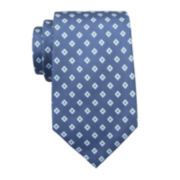 Collection by Michael Strahan Neat Silk Tie - Extra Long