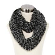 Olsenboye® Box Knit Infinity Scarf