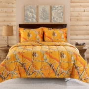 Real Tree Brights Comforter Set