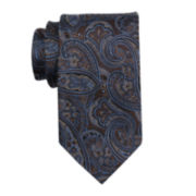 Stafford® Autumn Paisley Silk Tie