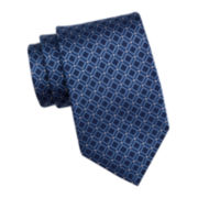 Collection by Michael Strahan Geo Silk Tie