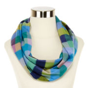 V. Fraas Mini Block Infinity Scarf