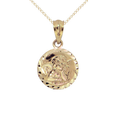 jcpenney.com | Womens 14K Gold Pendant Necklace